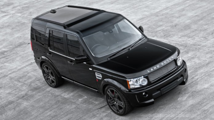 Land Rover Discovery 3.0 SDV6 Twin Turbo XS RS300 by A. Kahn Design (1)