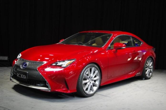 Lexus RC (1)