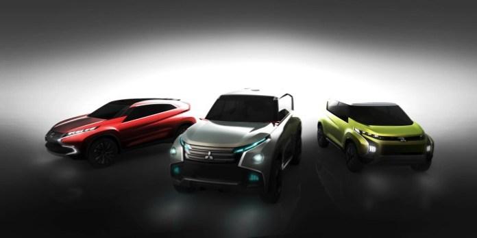 Mitsubishi Concept AR GC XR