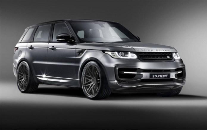 Startech 2014 Range Rover Sport first image