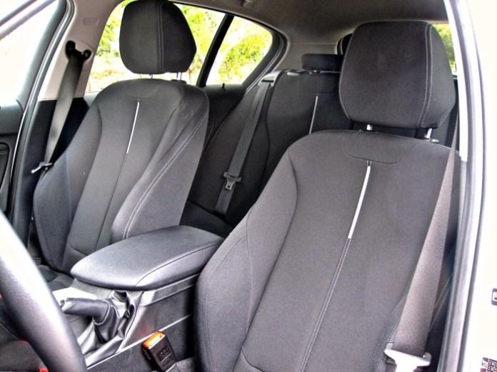 Test Drive: BMW 116 Sport - 101