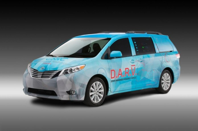 Toyota Debuts Driver Awareness Research Vehicle (1)