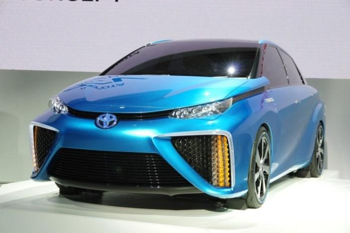Toyota FCV Concept (1)