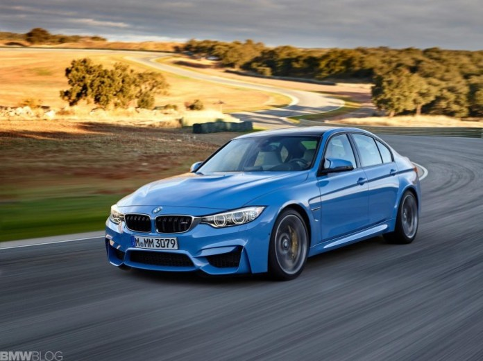 2014 BMW M3 1