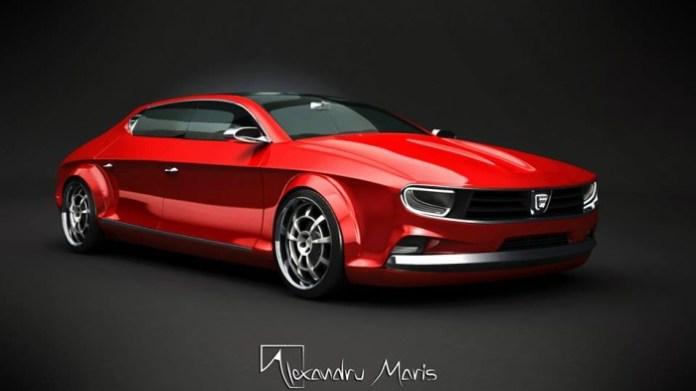 2014 Dacia 1300 Concept Study (1)