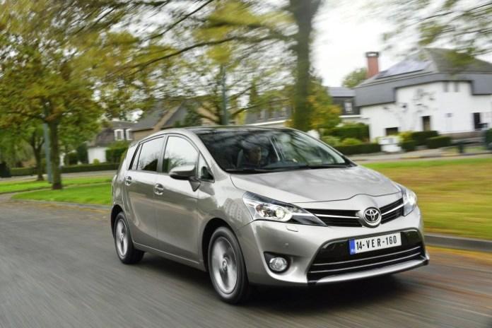 2014 Toyota Verso 1