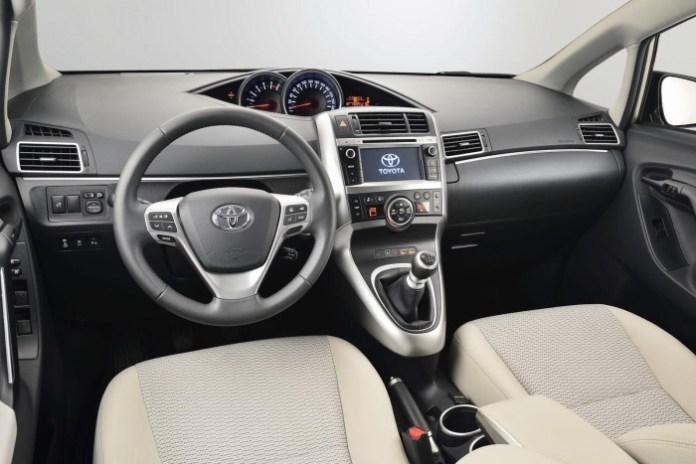 2014 Toyota Verso 2