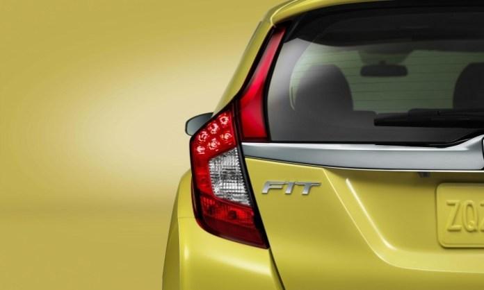 2015 Honda Fit for US Market