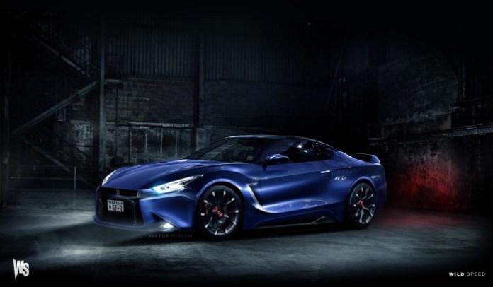 2017 Nissan GT-R R36 Rendering (2)