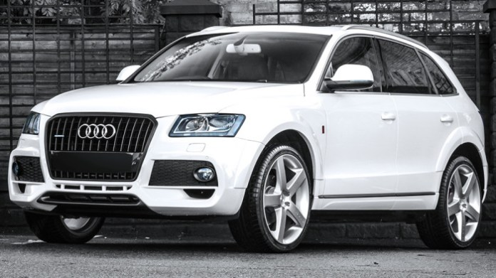 Audi Q5 S-Tronic Wide Track By Kahn Design