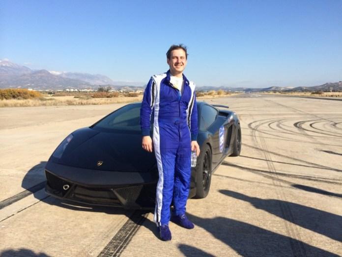 Lamborghini Gallardo Nera record
