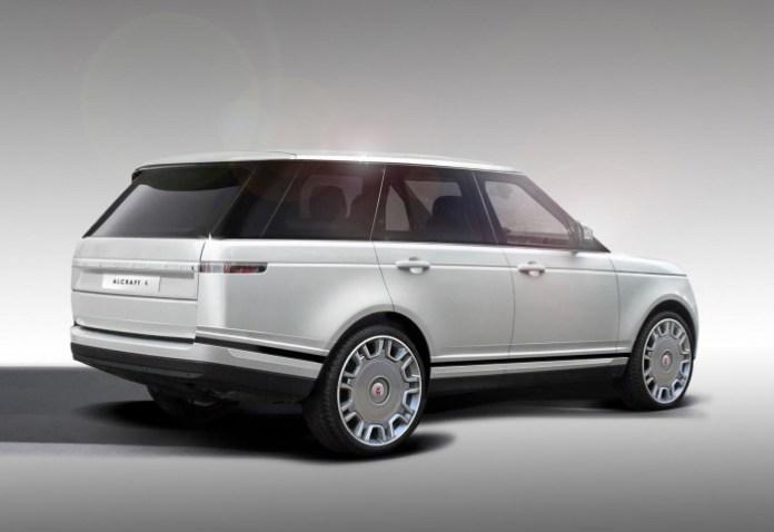 Alcraft Motor Company Range Rover Study 2