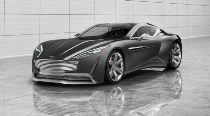 Aston Martin VIE GH Anniversary 100 Concept rendering 11