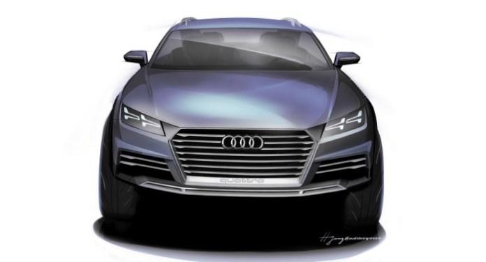 Audi Show Car concept for NAIAS 2 (3)