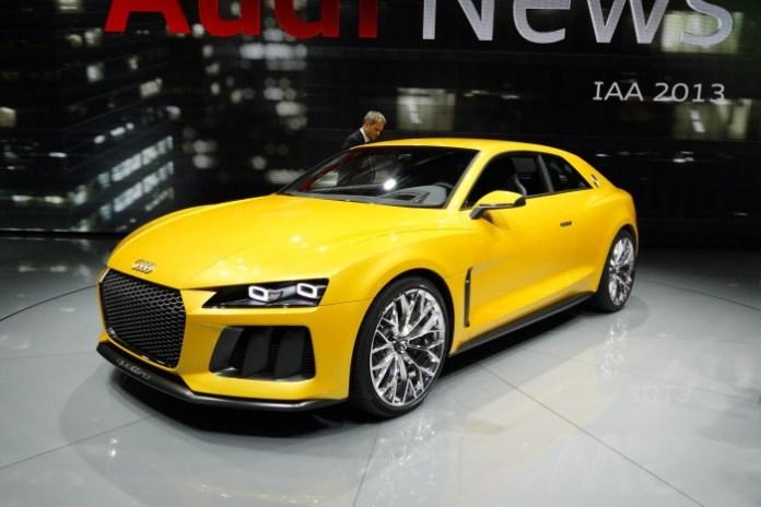 Audi Sport Quattro Concept Live in Frankfurt Motor Show 2013 (2)