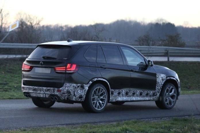 BMW X5 M 2014 spy photos (14)
