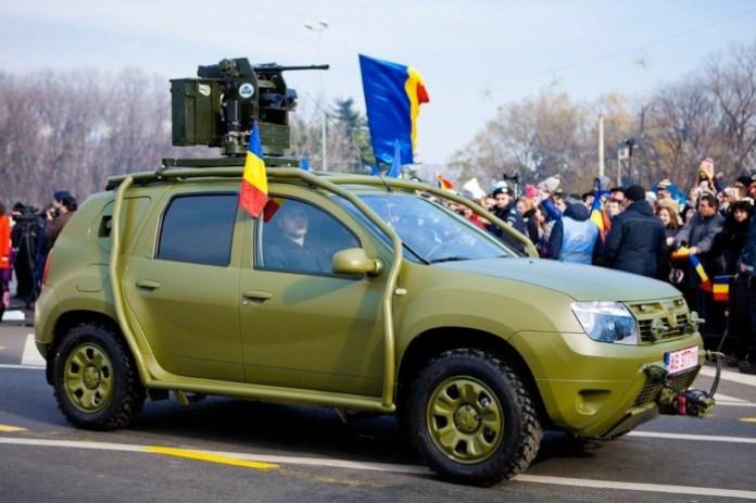 Dacia Duster Army Edition (2)