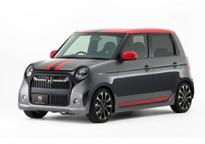 Honda N-One Modulo Concept 1