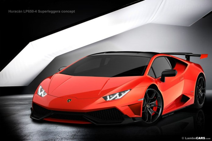 Lamborghini Huracan LP650-4 Superleggera [Renderings] (2)