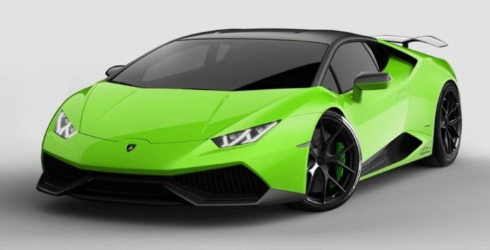 Lamborghini Huracan by Oakley Design 3