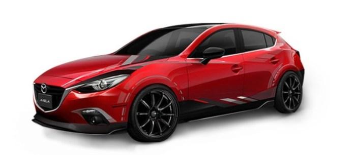 Mazda Lineup tokyo auto salon 2014_02