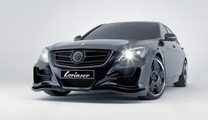 Mercedes S-Class by Lorinser (2)