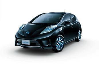 Nissan Leaf Aero Style