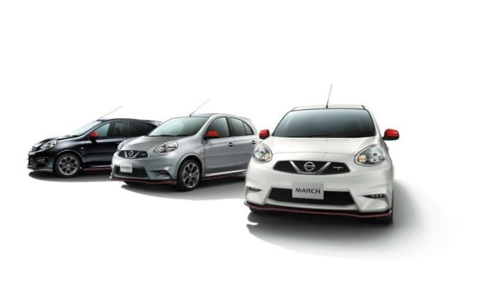 Nissan Micra Nismo 2