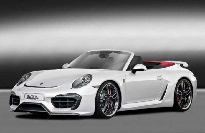 Porsche 911 Cabrio by Caractere Exclusive 2