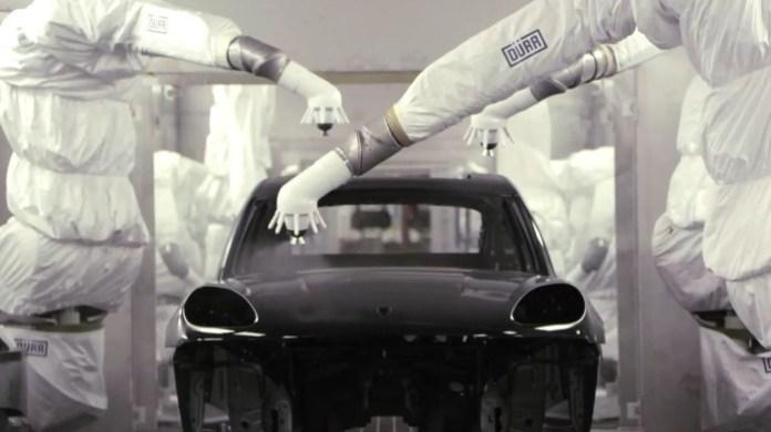 Porsche Macan - Made in Leipzig