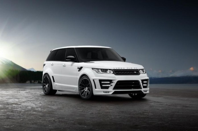 Range Rover Sport CLR RS by Lumma Design (2)
