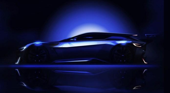 Subaru Concept Gran Turismo