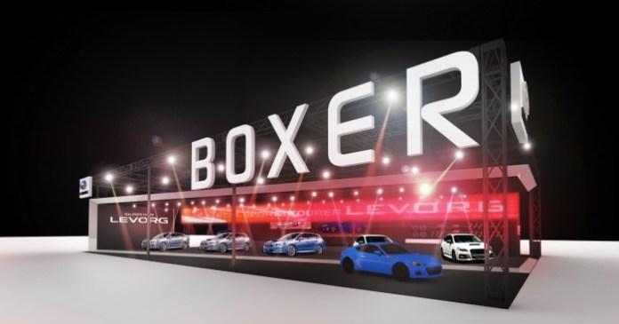Subaru Tokyo Auto Salon 2014