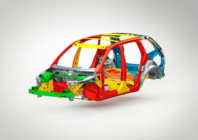 Volvo XC90 2013 Scalable Product Architecture