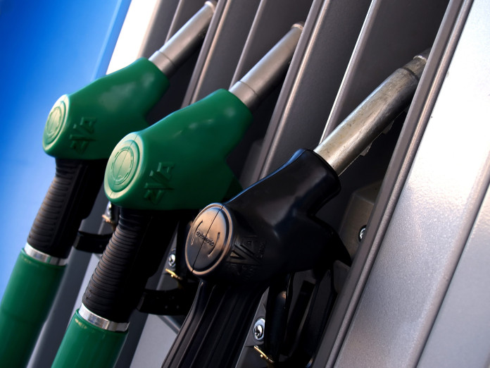 bigstockphoto_Gas_Pumps_At_Gas_Station_415853
