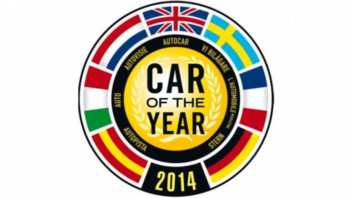 coty 2014 car of the year 2014