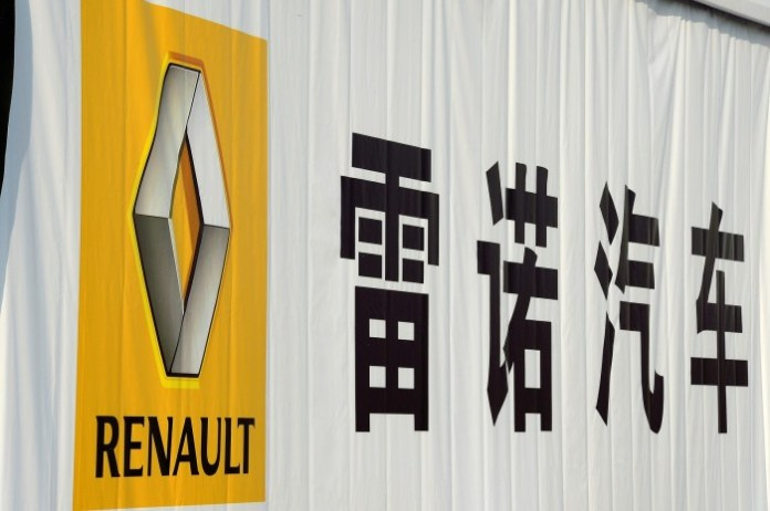 renault logo china