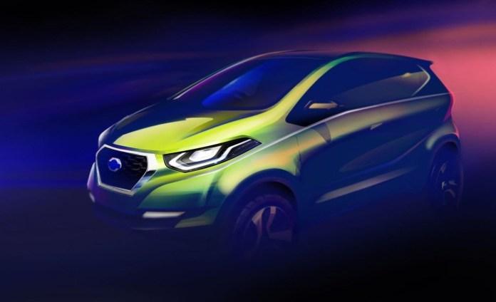 Datsun concept design sketch