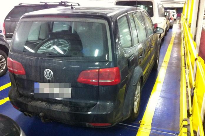 2014 Volkswagen Touran (2)