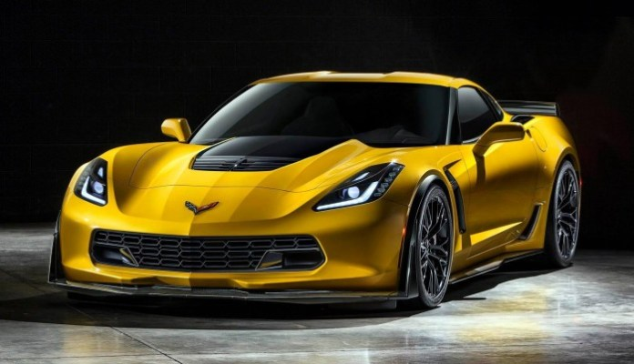 2015 Chevrolet Corvette Z06 leaked official image (1)
