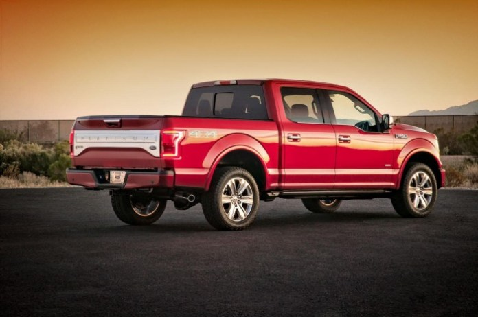 2015 Ford F-150 10
