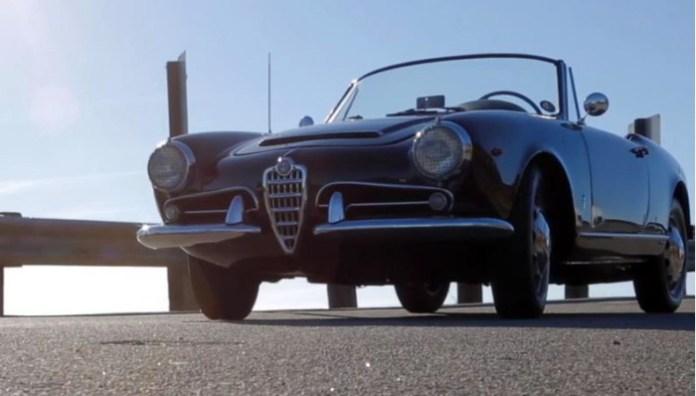Alfa Romeo Giulia Spider Veloce