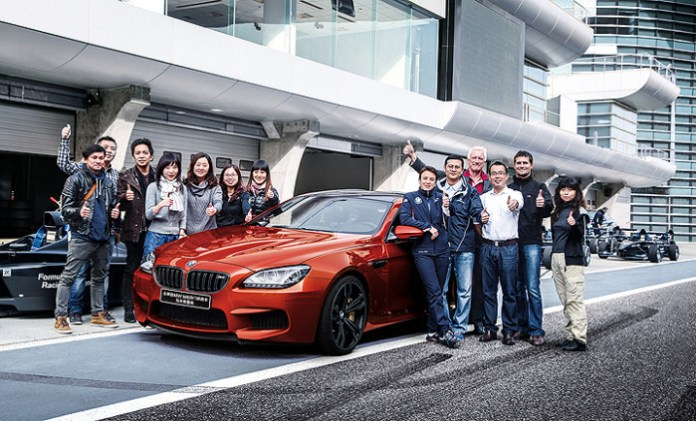 BMW M6 Gran Coupe Year of the Horse Edition 1