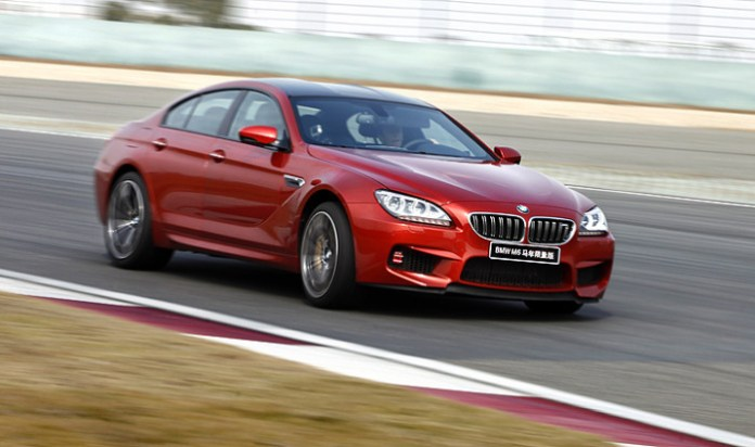 BMW M6 Gran Coupe Year of the Horse Edition 2
