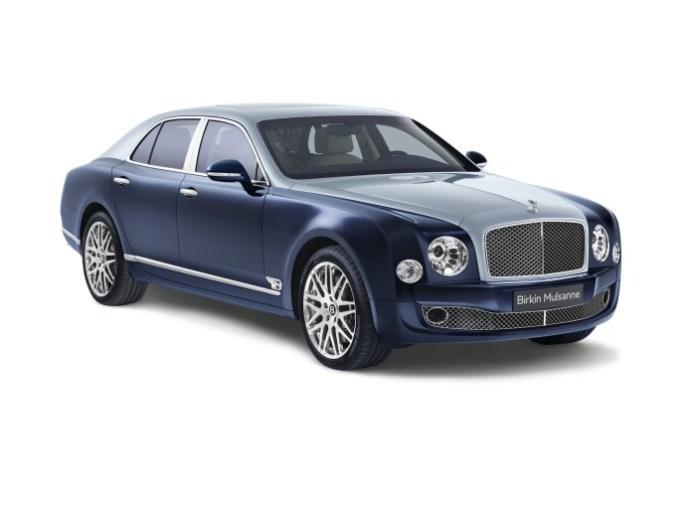 Bentley Mulsanne Birkin Limited Edition 2