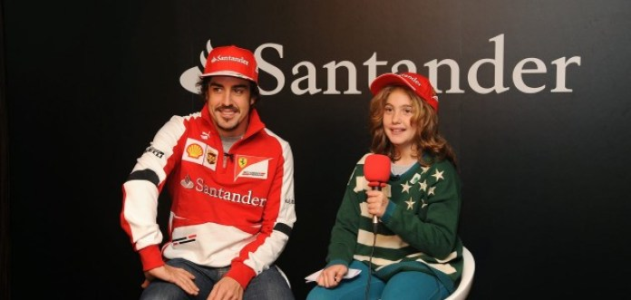 Fernando Alonso Interview