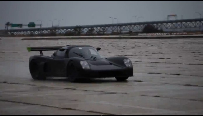 Heffner Performance Ultima GTR