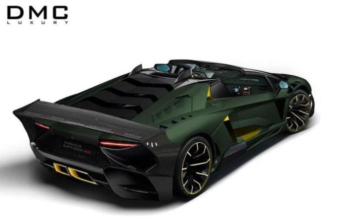 Lamborghini Aventador LP1200-4R concept by DMC 1