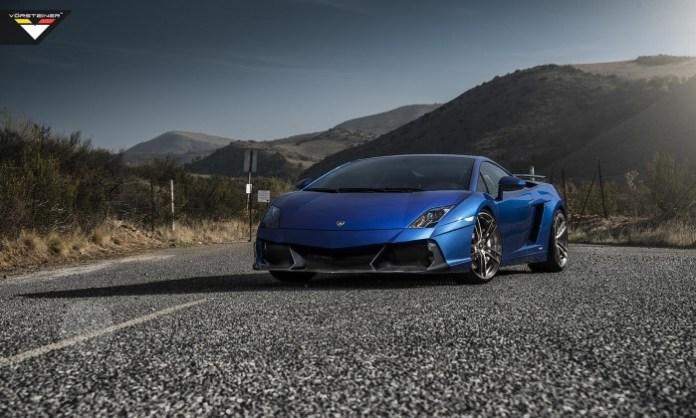 Lamborghini Gallardo Renazzo by Vorsteiner 10