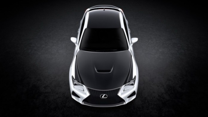 Lexus RC F with Carbon Package (1)